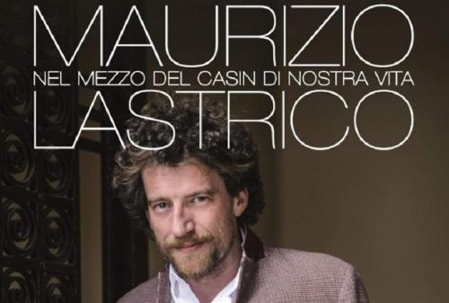 Maurizio Lastrico al Brancaccino con