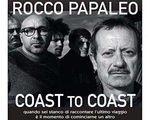Coast to Coast, Rocco Papaleo sul palco di Civitavecchia