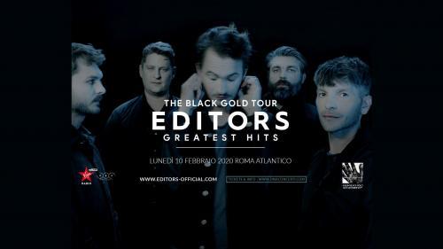 Editors live a Roma