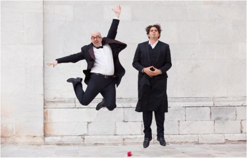 Stagioni Agìmus - CONdivertimentoCERTO - Duo Baldo