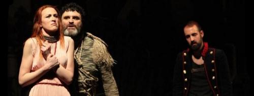 Antigone, al Teatro di Tor Bella Monaca