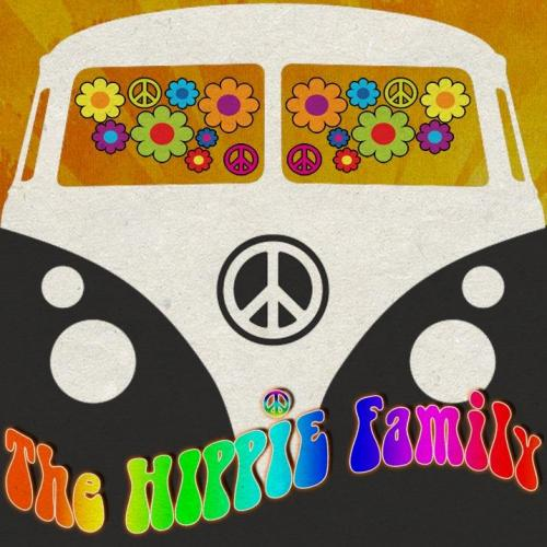 The Hippie Family - Flower Power Party