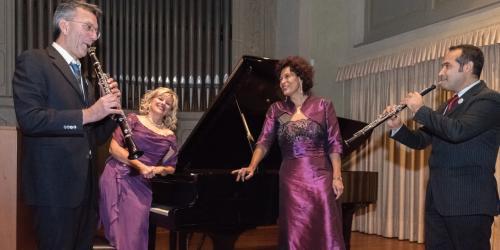 """DI GIOIA ... IN GIOIA  - Concerto del quartetto """"Harmony Ensemble"""""""