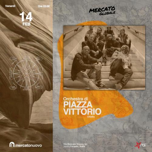 Orchestra di Piazza Vittorio In Concerto