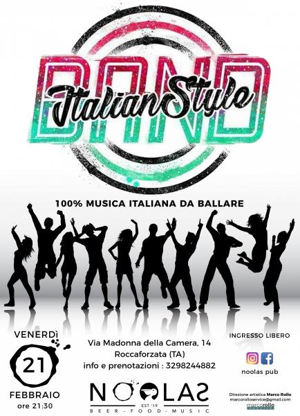 ITALIAN STYLE BAND - 100% musica italiana da ballare