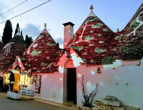 Innamorarsi ad Alberobello - visita guidata