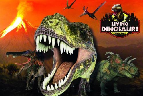 Living Dinosaurs a Foggia