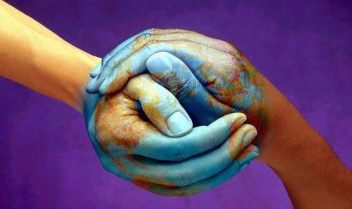 LE TERZE TERRE - Creatività e valori umanitari
