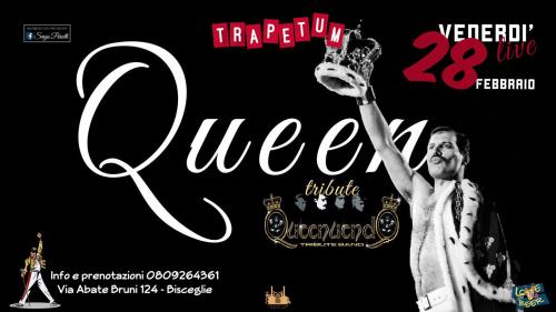 Queenuendo - tribute band a Bisceglie