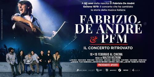 Frabrizio De Andre' & Pfm - Il Concerto Ritrovato