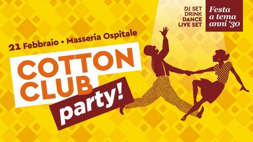 Cotton Club Party