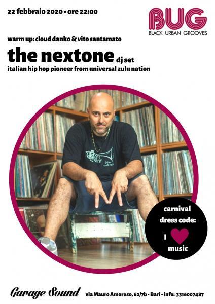 The NextOne dj set // BUG Carnival party