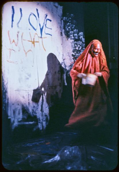 Jim Dine, la mostra a Palazzo delle Esposizioni