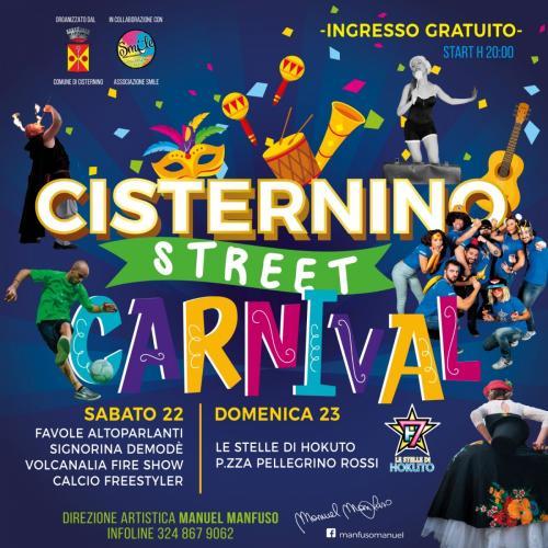 Cisternino Street Carnival