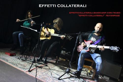 Effetti Collaterali - Live semiacustico