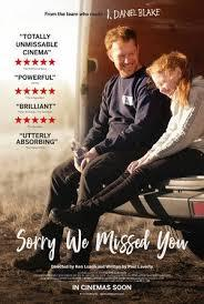 "Negli UCI Cinemas continua ESSAI con ""Sorry We Missed You"""