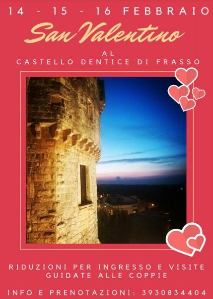 San Valentino al Castello Dentice di Frasso di Carovigno