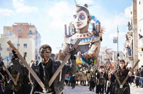 Carnevale di Putignano 2020: il programma completo