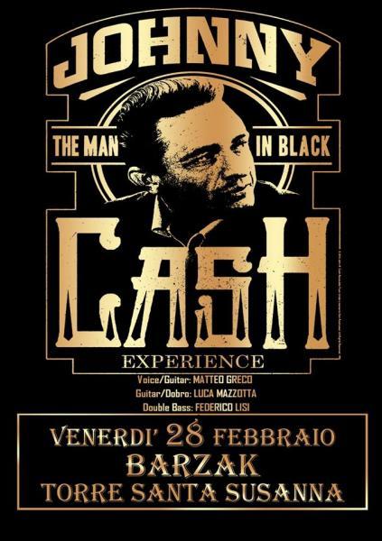Johnny Cash Experience