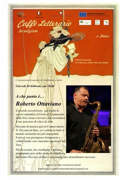 A che punto è...                                          Roberto Ottaviano