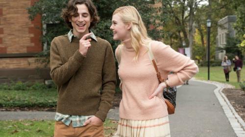 """""""UN GIORNO DI PIOGGIA A NEW YORK"""" di Woody Allen"""