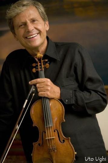Il Virtuoso Uto Ughi in Concerto a Foggia