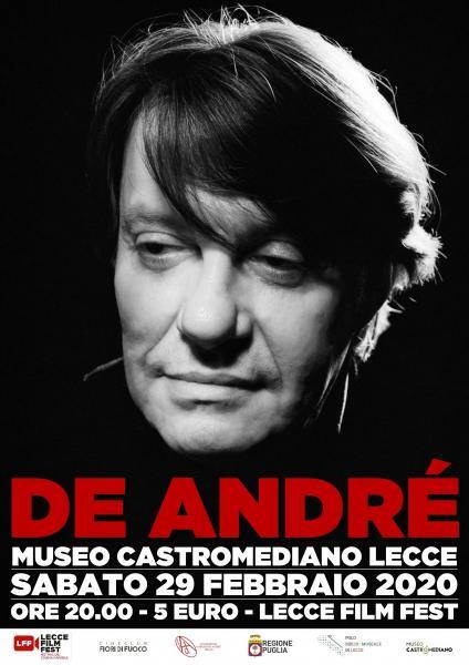Cinema al Museo: Fabrizio De André