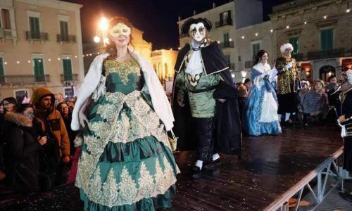 Quinta edizione del Carnevale d'epoca di Fasano