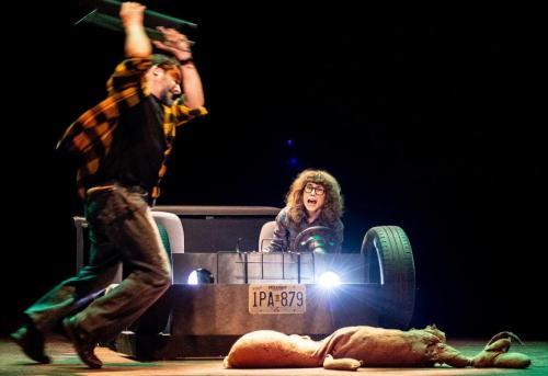 "La compagnia ""Lumik Teatro"" in scena con ""Cervus"""