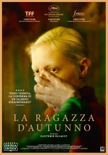 """Rassegna di cinema d'autore con """"La Ragazza d'Autunno"""""""