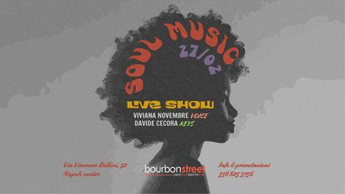 Giovedì // Live Soul Music // Napoli centro