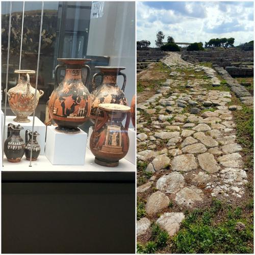 Visiata al Museo e Parco Archeologico di Egnazia con Tomba delle Melagrane