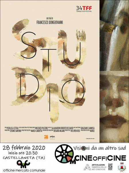 "CINEoffiCINE | ""Studio"" di Francesco Dongiovanni"