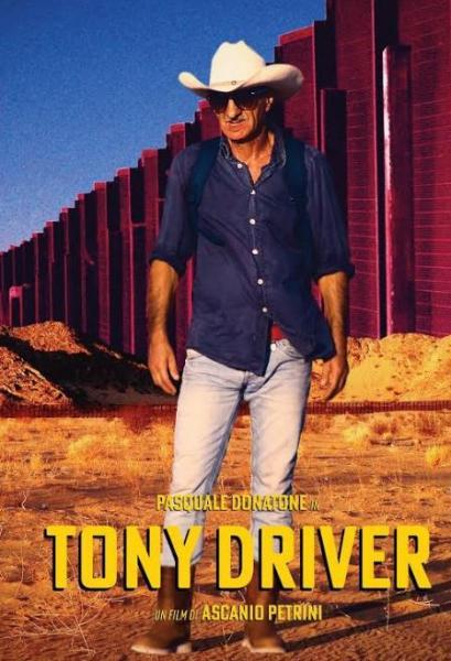 """Al Sudestival l'incredibile storia del barese Pasquale Donatone in """"Tony Driver"""""""