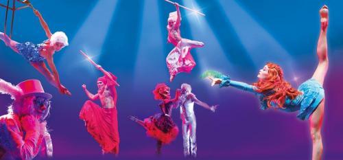 Alice in Wonderland e le Geometrie del Sogno Musical - European Tour