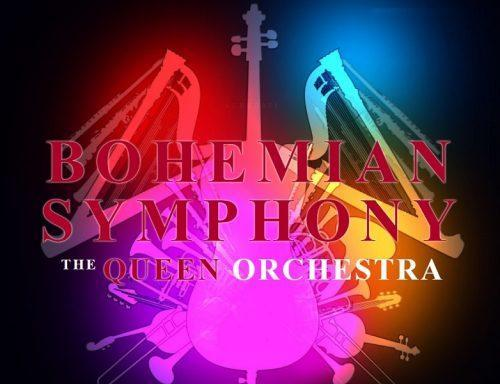 Bohemian Symphony - The Queen Orchestra attesa a Napoli