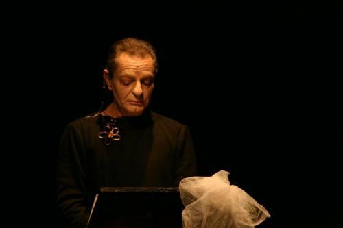 Enzo Moscato live all'Auditorium Parco della Musica