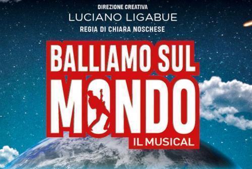 Balliamo sul mondo - Il Musical allo Teatro Olimpico