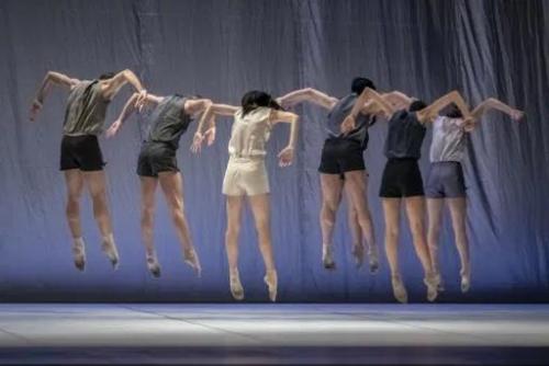 MM Contemporary Dance Company in VIVALDI WORKS a Bisceglie
