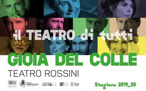 Non Un'opera Buona, in scena al Rossini di Gioia
