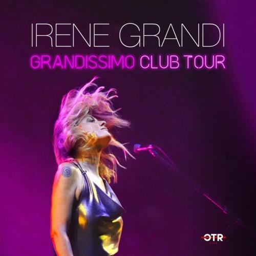 Irene Grandi al Largo Venue di Roma