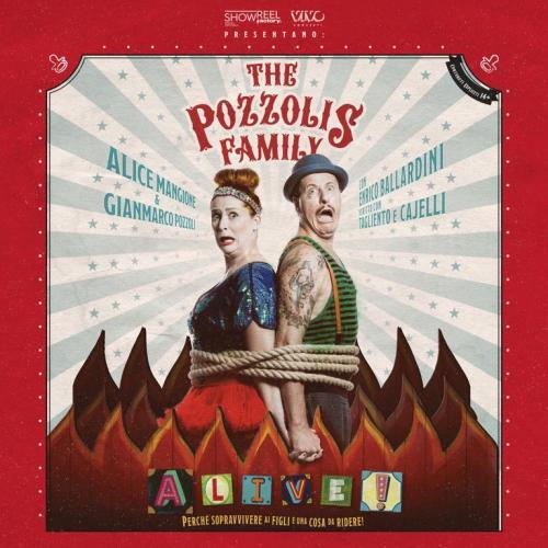 The Pozzolis Family A-Live, lo spettacolo a Roma