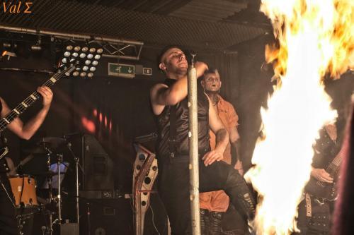 Flammen Rammstein Tribute