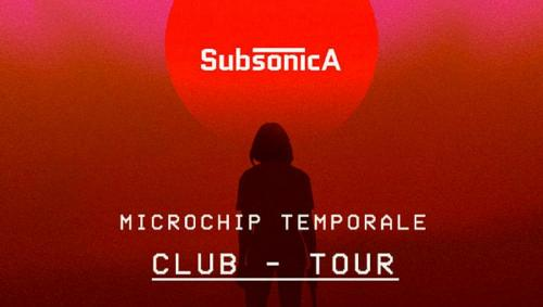 Subsonica live a Modugno