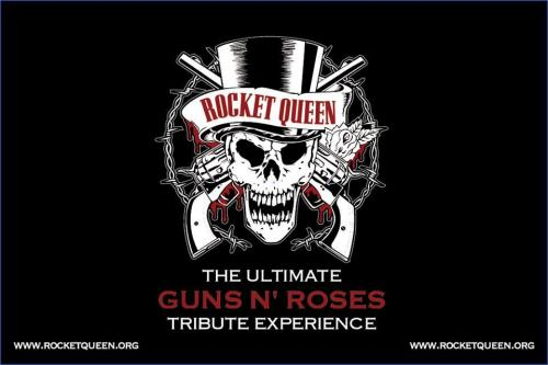 Rocket Queen in concerto