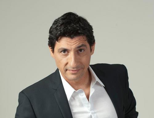 "Emilio Solfrizzi in ""Roger"" a Roma"