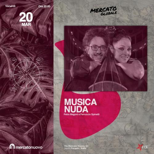 Musica Nuda In Concerto a Taranto