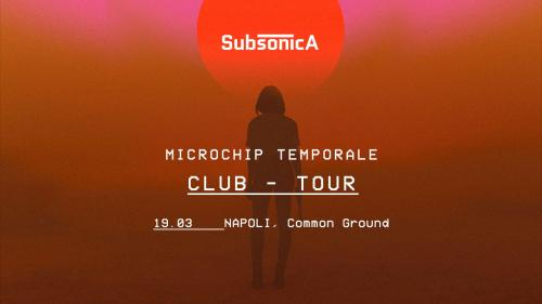 Subsonica live a Napoli