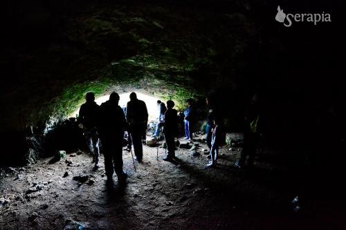 La grotta del Romano
