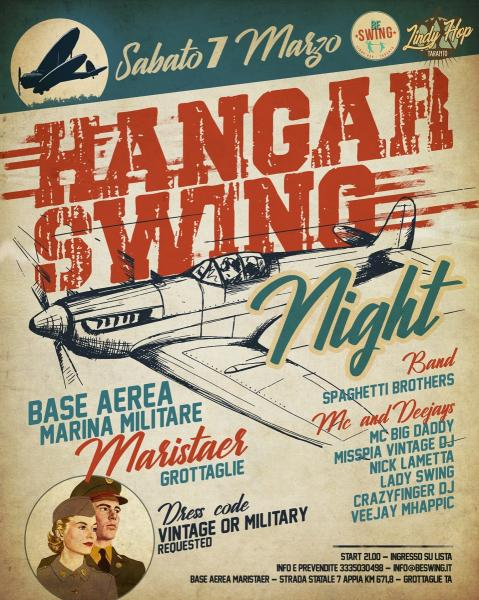 Hangar Swing Night
